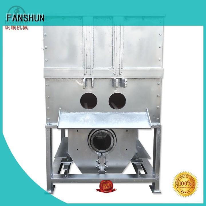 FANSHUN best aluminum ingot casting molds in factory