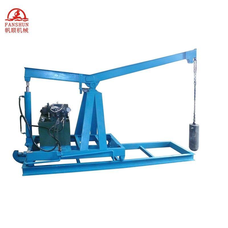 Automatic hydraulic feeder of copper scrap for sale