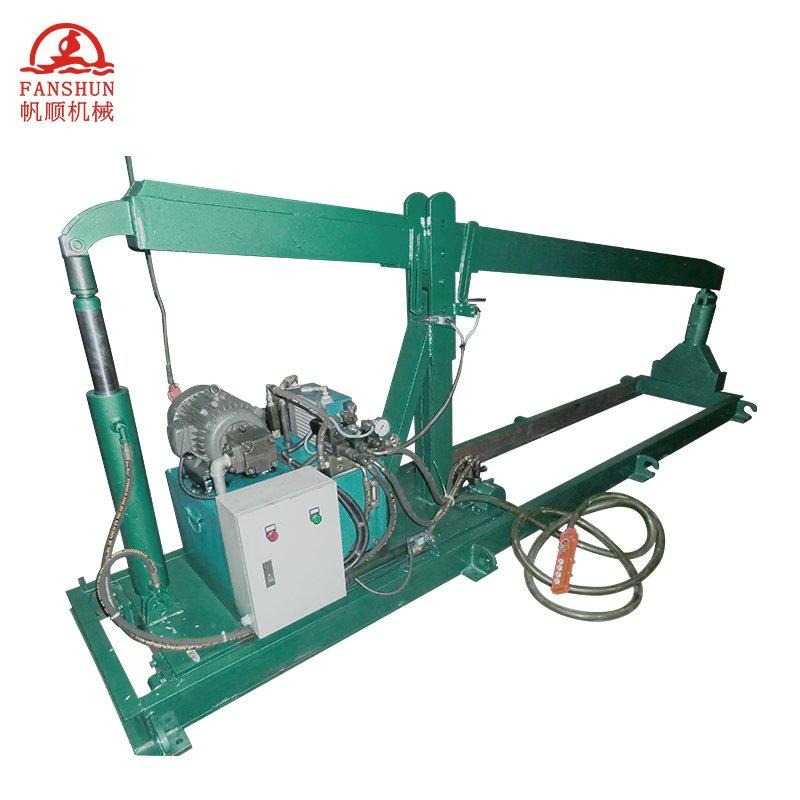 Automatic hydraulic feeder of copper scrap for sale