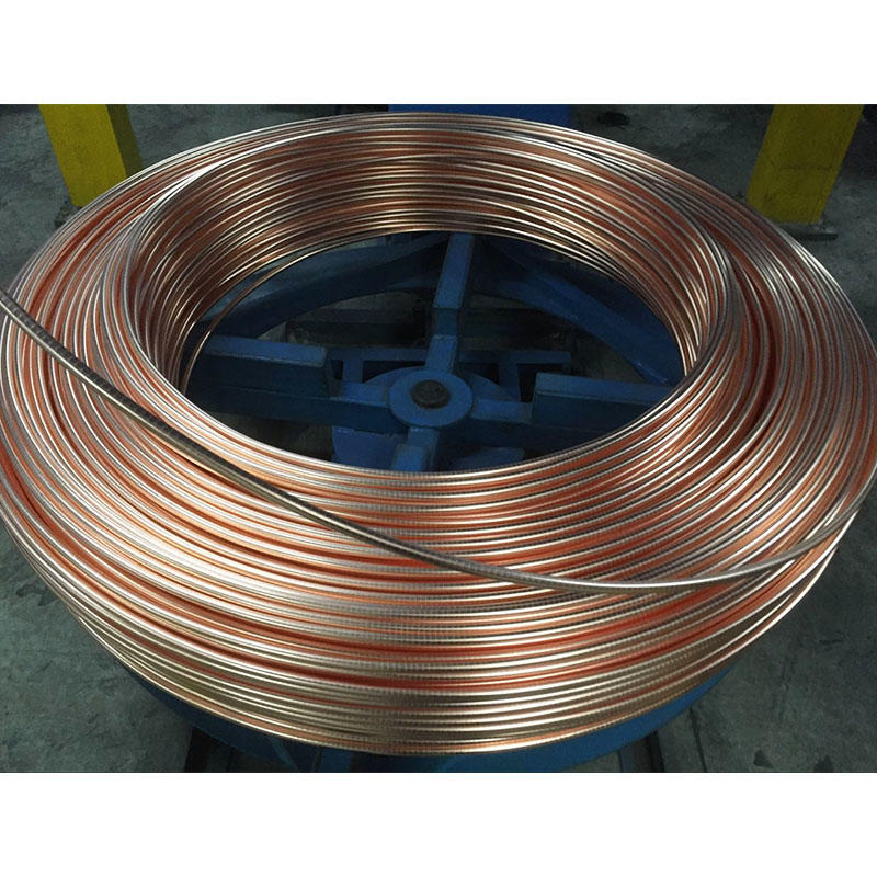 Copper tube, copper pipe, coil aplication