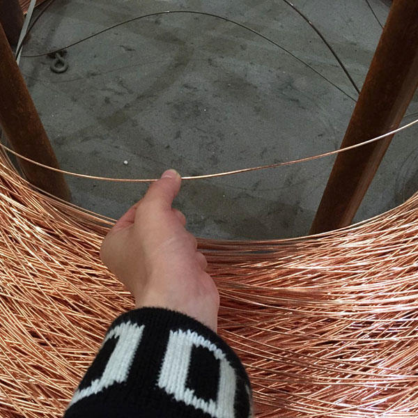 Copper wire aplication