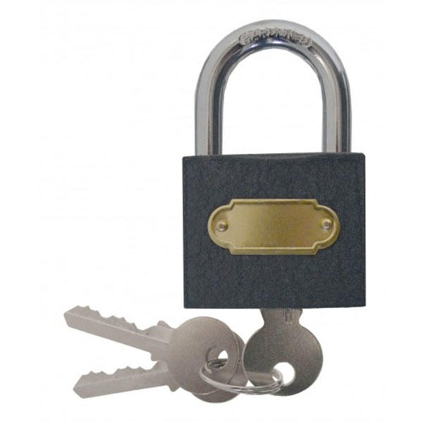 Iron padlock aplication