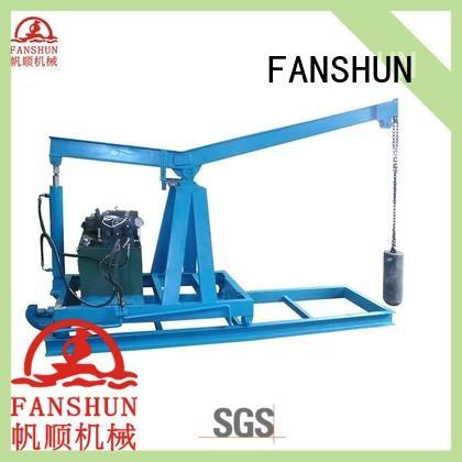 FANSHUN hot-sale padlock production line in industrial park