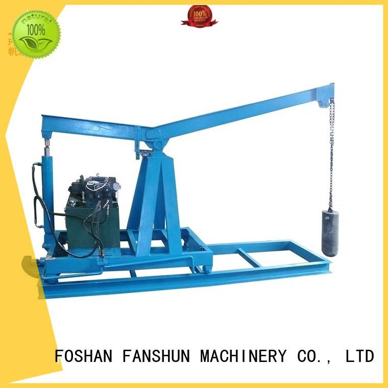 feeder scrap FANSHUN Brand hinge making machine manufacturers factory