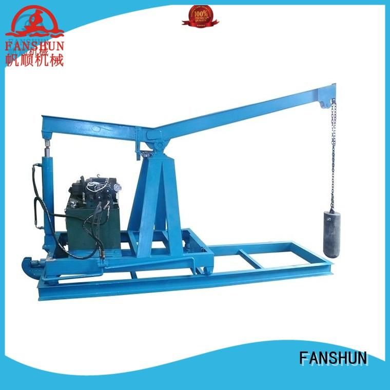 safety continuous casting machine induction for bronze bar in workhouse