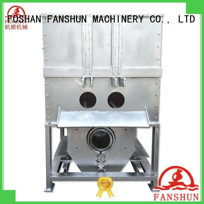 aluminum ingot casting machines machine furnace electric FANSHUN Brand