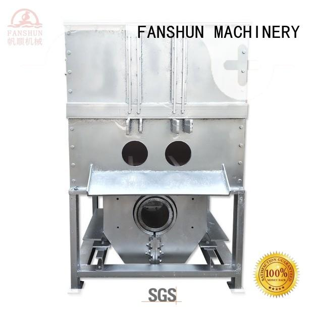 FANSHUN affordable brass billet equipment in factory