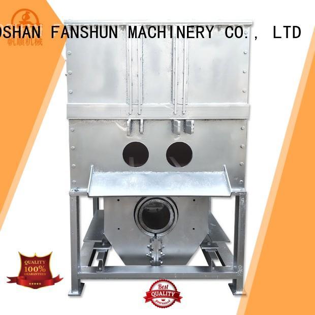 copper holding aluminium melting furnace ingot FANSHUN Brand company