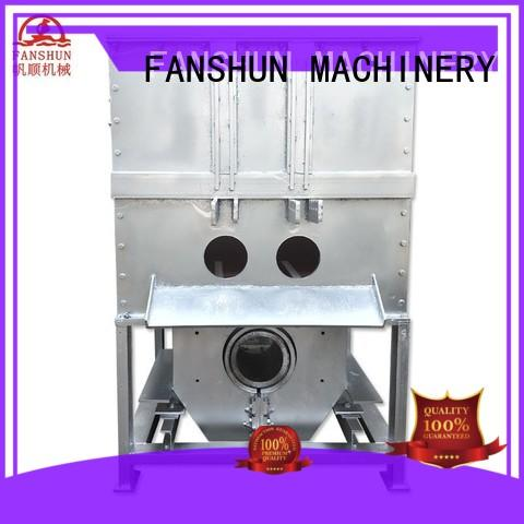 FANSHUN best extrusion production for brass tube in workhouse