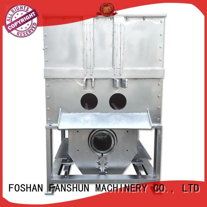 FANSHUN big metal drilling machine for copper production in factory
