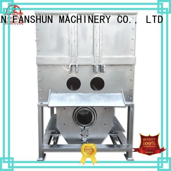 FANSHUN hot-sale copper casting machine for brass rod in factory