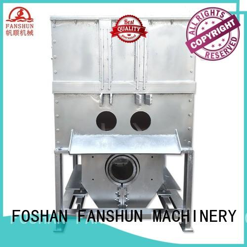 copper temperature aluminum ingot casting machines ingot electric FANSHUN Brand