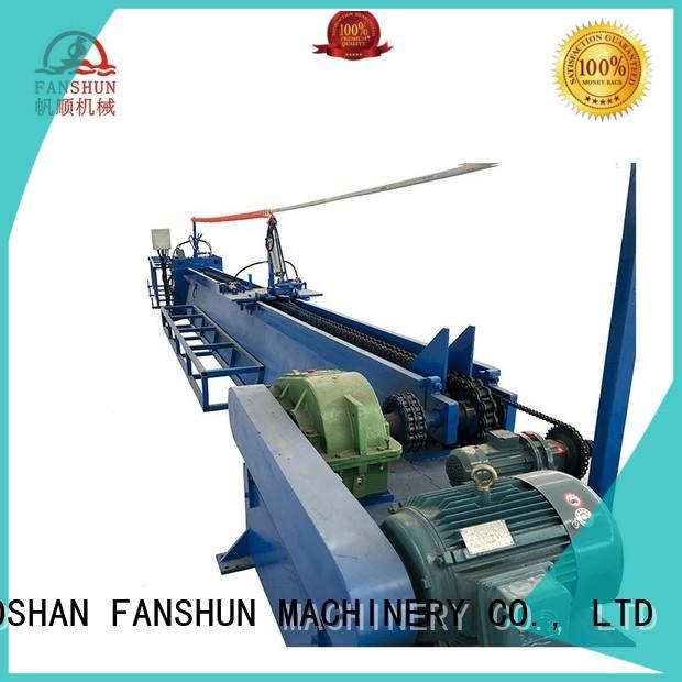 brass bar peeling machine sale FANSHUN Brand peeling machine