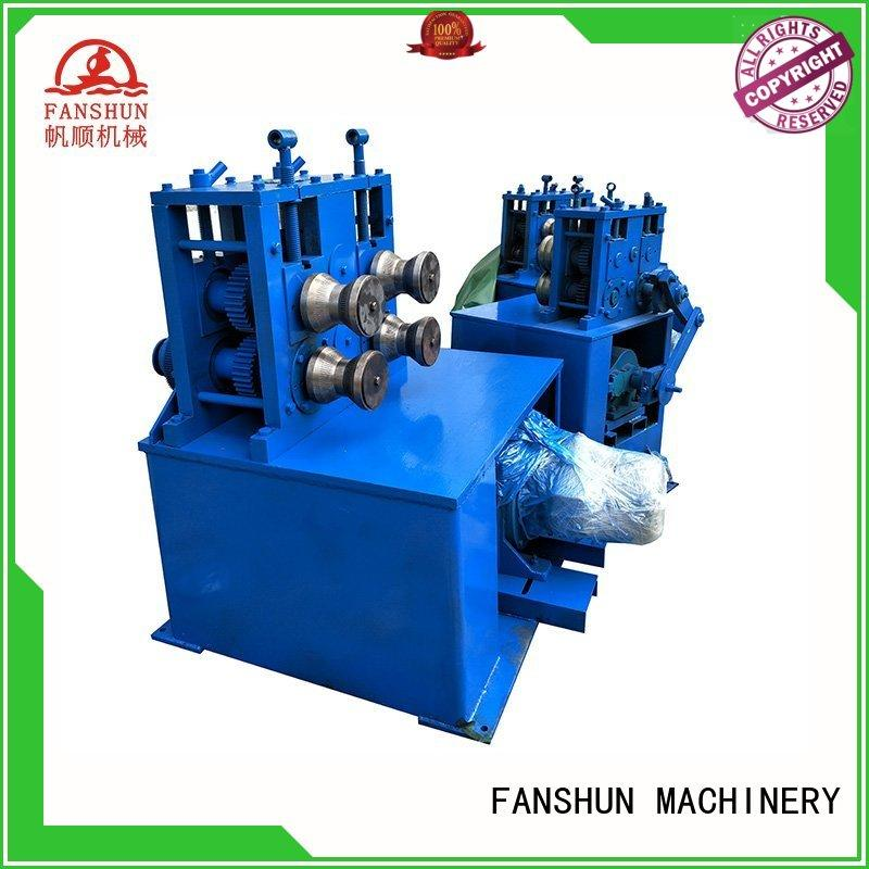 FANSHUN first-rate peeling machine for copper pipe in factory