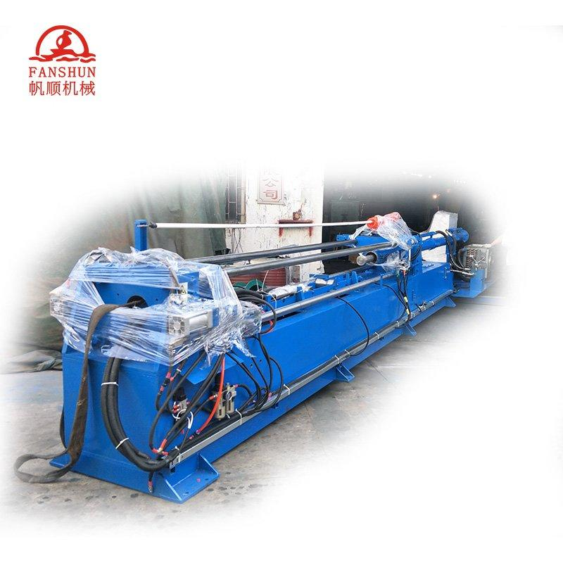 Automatic big size brass rod/bronze rod/brass billet Push-peeling machine