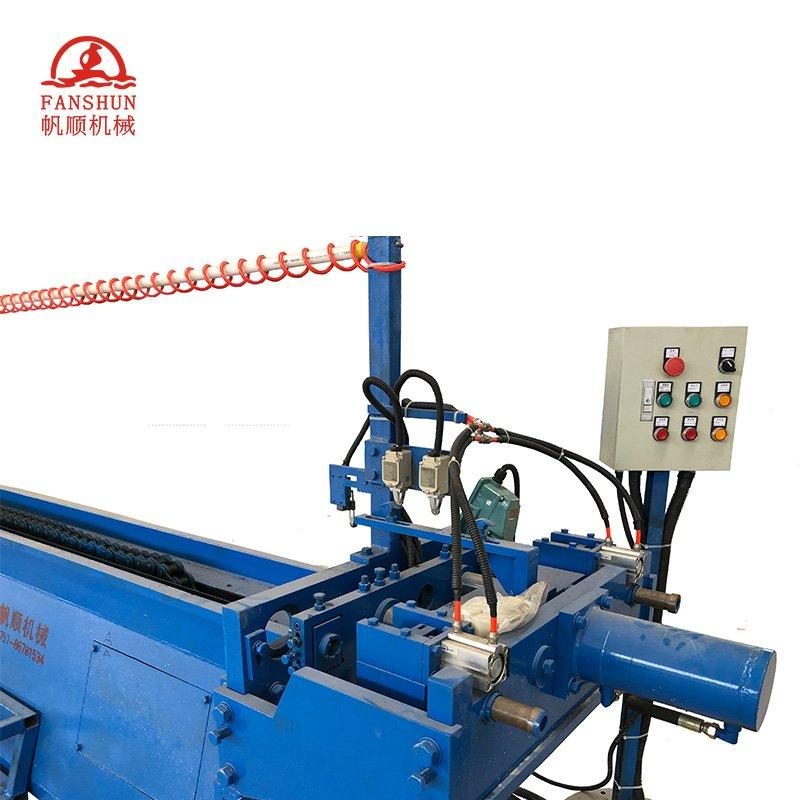 Brass round bar production line used automatic double bar peeling machine for sale