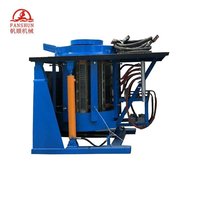 Intermediate Frequency Electric Induction Melting Furnace for Copper