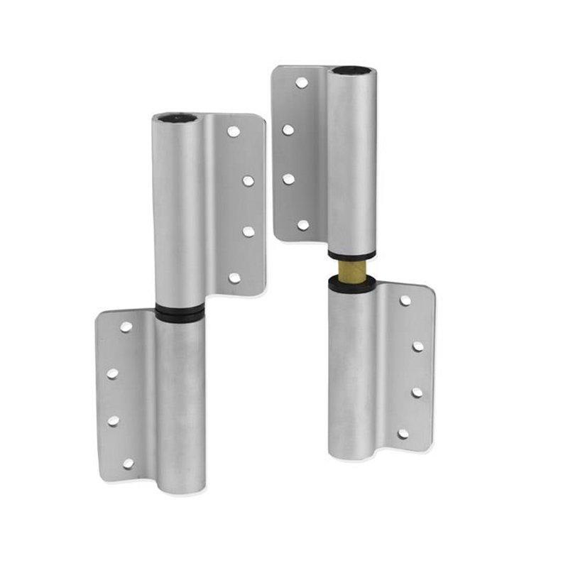 Aluminum hinge