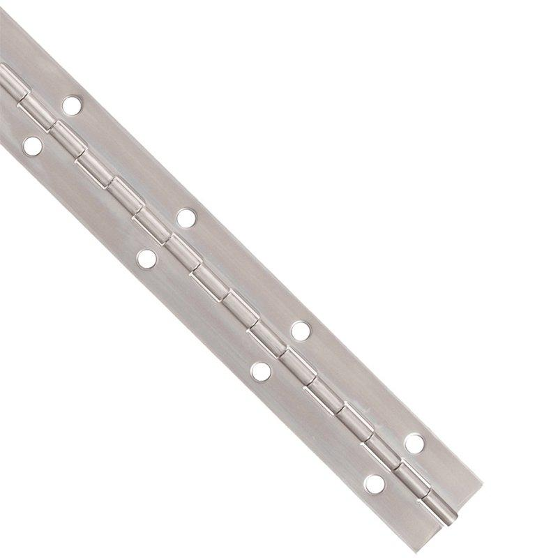 Piano long hinge
