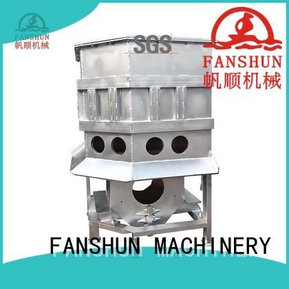 FANSHUN new-arrival bar straightening machine producer for zinc