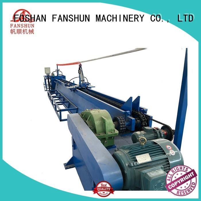 environmental extrusion production hydraulic for bronze tube in industrial park