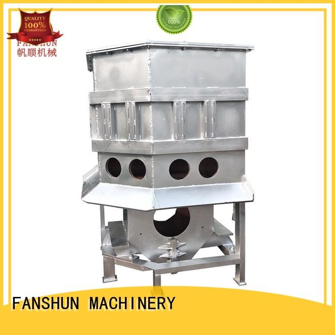 FANSHUN hexagon continuous extrusion machine for brass rod for building