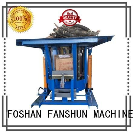 FANSHUN oxygen continuous casting machine China factory for copper