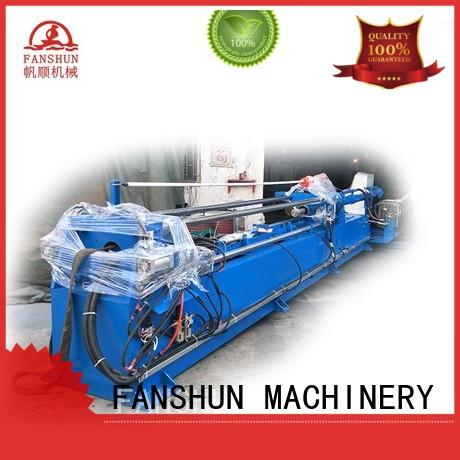 FANSHUN rods metal melting furnace with good price for bronze