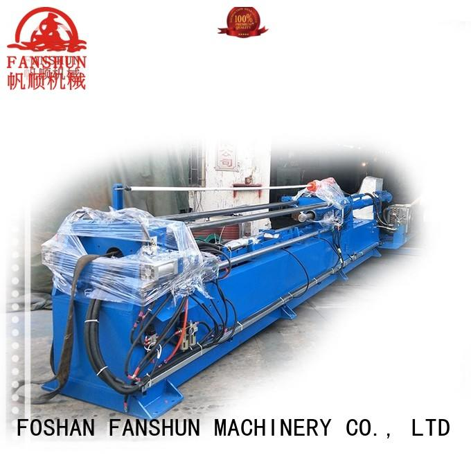 FANSHUN Brand machine pushpeeling high stability hinges manufacturing machine high stability
