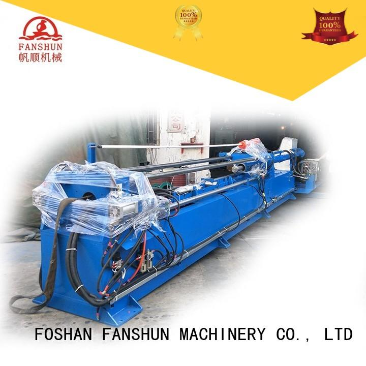 FANSHUN eco-friendly copper tube production line wholesale in factory