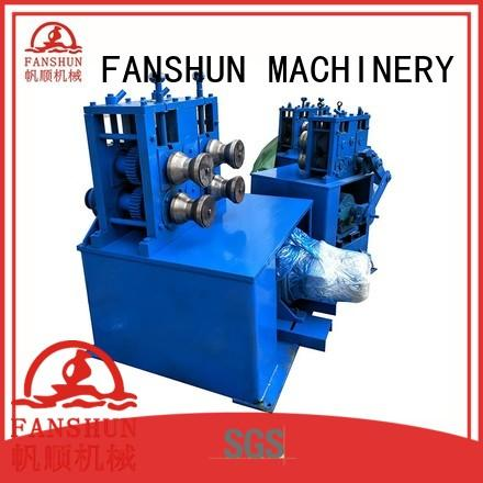 FANSHUN feeder copper melting furnace for Door hinge production line in workhouse