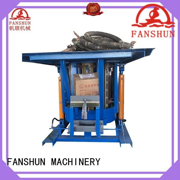 FANSHUN melting brass valve manufacturer source now in industrial park