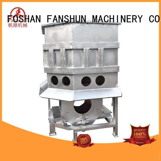 FANSHUN removing electric melting furnace for copper in industrial park