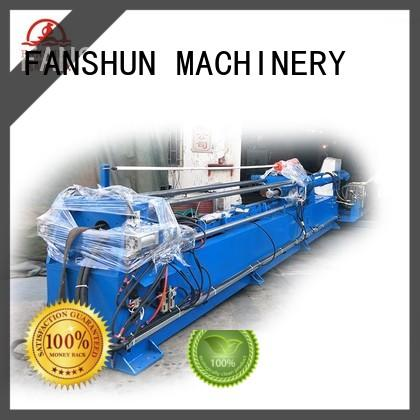 FANSHUN dust continuous casting machine for bronze bar in industrial park