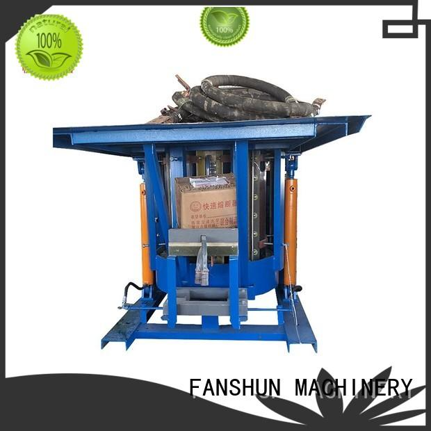FANSHUN sale copper rod production for bronze in industrial park