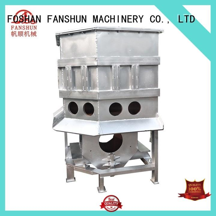 safety metal sheet production line feeder China factory for silver