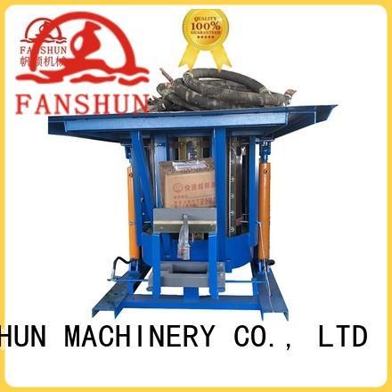 Wholesale hinge intermediate flush door hinges FANSHUN Brand