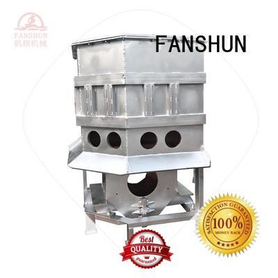 FANSHUN bronze padlock machine manufacturer in factory