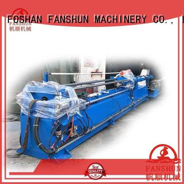 Quality FANSHUN Brand pushpeeling machine forging machine