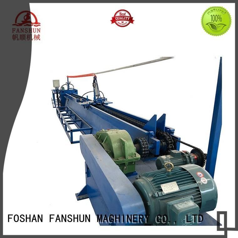 Quality FANSHUN Brand sale automatic peeling machine