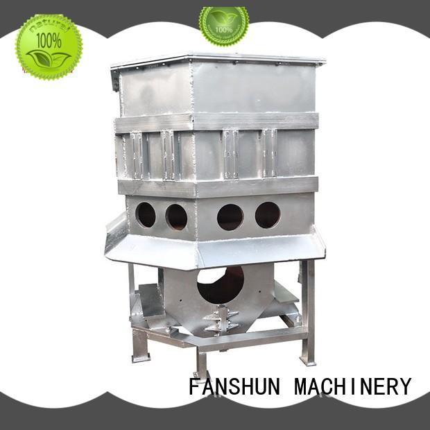 FANSHUN cost effective brass ingot making mahcine for Door hinge production line in factory