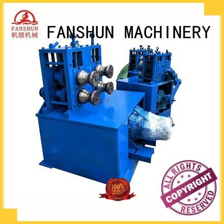 aluminum dust collector filter with many colors for heat exchanger FANSHUN