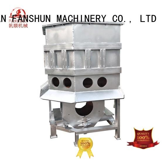 FANSHUN safety brass strip making machine China factory for aluminium
