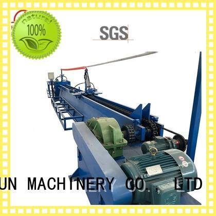 hot-sale bar peeling machine production for zinc