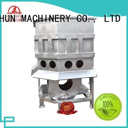 FANSHUN efficiency copper production line for aluminum bar in workhouse