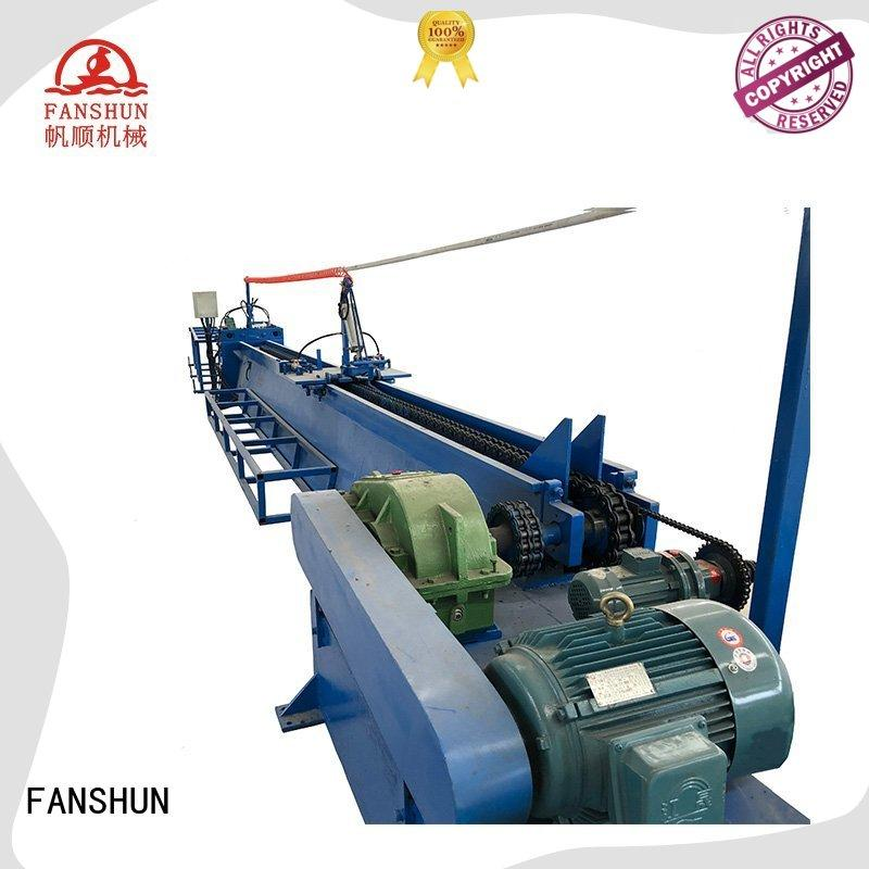FANSHUN baghouse dust collector from China in workhouse