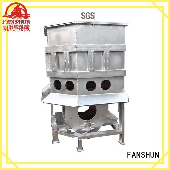FANSHUN affordable brass valve manufacturer source now in industrial park