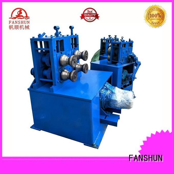 FANSHUN sale aluminium billet casting plant in factory