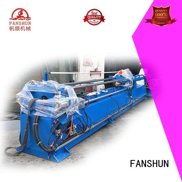 FANSHUN useful peeling machine for copper production in factory