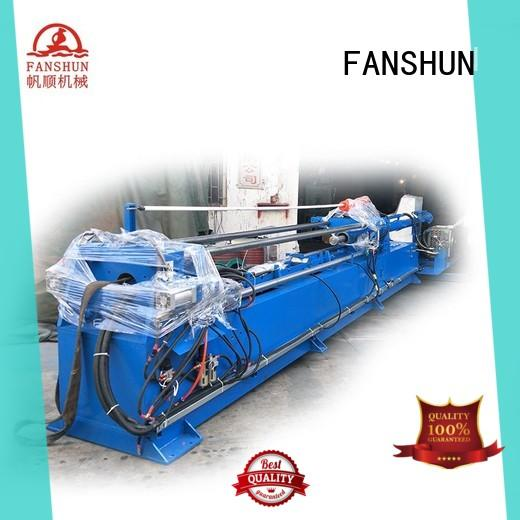 FANSHUN cost effective peeling machine for copper rod for building